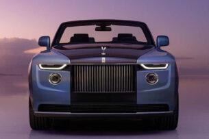 Rolls-Royce выпустил кабриолет стоимостью почти 30 млн долларов