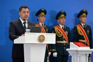 О чем говорил Садыр Жапаров в своем послании к народу (текст)