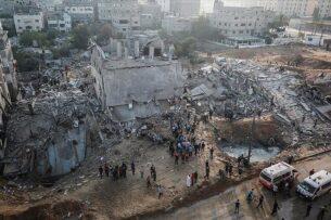 Китай поддерживает Палестину. Жертвами атак Израиля стали 145 палестинцев