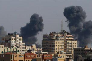 Конфликт Израиля и ХАМАС разгорается с новой силой. Стороны обмениваются ракетными ударами