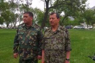 На сайте правительства КР опубликовали Совместное заявление делегаций  Кыргызстана и Таджикистана по госгранице