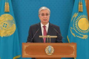«К старым спорам добавились новые, ситуация ухудшается». Президент Токаев призвал военных быть готовым к отражению внешних угроз