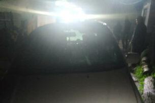 В Токмоке водитель сбил пешеходов и скрылся