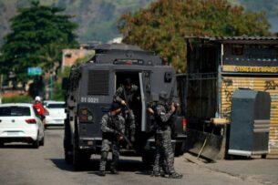 Антинаркотический рейд полиции Рио-де-Жанейро закончился бойней. Погибли 25 человек