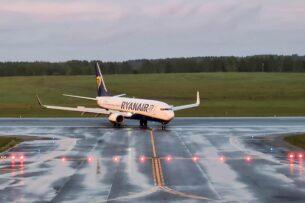 Глава Ryanair расценивает вынужденную посадку самолета компании в Минске как угон