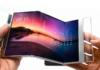 Новый дисплей Samsung складывается в несколько раз