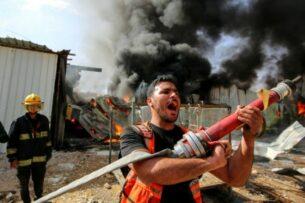 Война в секторе Газа продолжается. Турция готова оказать военную поддержку усилиям по освобождению Иерусалима и защите палестинцев
