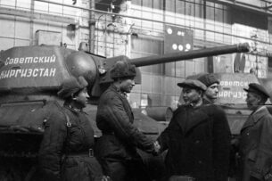 День Победы! Вклад Кыргызстана в победу над фашистской Германией