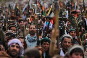 Жители крупных городов Афганистана скандируют «Аллаху Акбар», чтобы объединиться против талибов