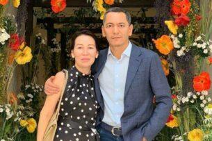 Омурбеку Бабанову запрещают встречу с супругой и сыном
