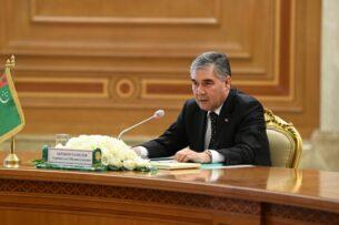 Туркменское посольство в Москве опровергло слухи об «очередной коме» Бердымухамедова