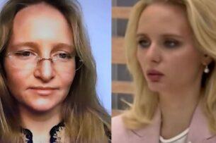 Тайные дочери Путина выступили на Петербургском экономическом форуме
