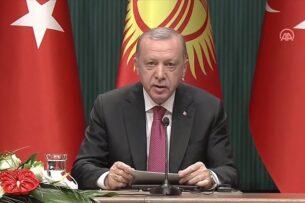 Террористическая организация Фетуллаха Гюлена угрожает национальной безопасности Турции и Кыргызстана — Эрдоган