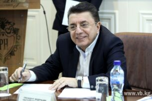 Генриха Баляна суд отпустил под домашний арест. Он возместил 60 млн сомов