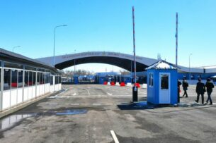 Пограничный пункт «Кордай» на казахстанско-кыргызской границе временно закрыли из-за больного коронавирусом