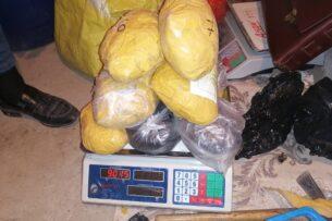 ГКНБ: Пресечена деятельность международной наркогруппировки, которую возглавлял депутат местного кенеша