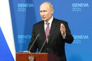 «Зарницы доверия»: Путин рассказал журналистам о переговорах с Байденом в Женеве (стенограмма пресс-конференции)