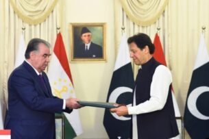 Пакистана заявил о соглашении по поставкам своего оружия в Таджикистан. Душанбе не комментирует это заявление