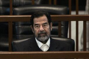 Коран, написанный кровью Саддама Хусейна, до сих пор вызывает споры. Уничтожение его запрещено, но и сохранение тоже