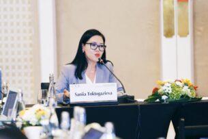Сания Токтогазиева назвала публичным унижением президента Кыргызстана заявление его администрации по обращению в Гаагский трибунал