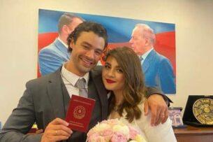 Сын Жан-Клода Ван Дамма женился на азербайджанке — СМИ