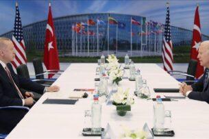 Байден и Эрдоган договорились по кабульскому аэропорту