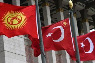 Садыр Жапаров призвал бизнес Турции использовать потенциал Кыргызстана для освоения рынков Китая и ЕАЭС