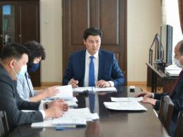 Складывающаяся обстановка вызывает серьёзные опасения — Улукбек Марипов по эпидситуации в стране