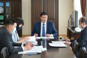 Марипов рассказал о мерах по обеспечению продовольственной безопасности