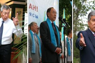 По поводу аксакалов Казахстана и их роли в политике. Как они влияют на страну?