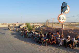 ГКНБ Таджикистана: более 100 афганских военнослужащих отступили на таджикскую территорию после столкновения с талибами