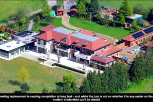 Зять Назарбаева — Тимур Кулибаев достроил виллу на месте бывшего поместья сына королевы Великобритании. Для токалки?