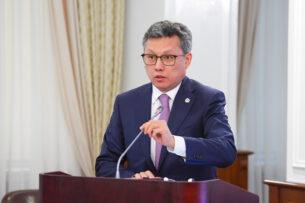 «Летит за картошкой»: Министр торговли Казахстана посетит соседние страны для заключения контрактов о поставках овощей