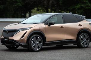 Nissan откладывает выпуск электрического внедорожника Ariya из-за дефицита микросхем