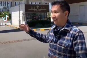 «Такого нигде нет»: туристы пожаловались на платный вход в казахстанский отель