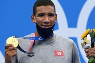 18-летний пловец из Туниса стал настоящей сенсацией Олимпиады. Первое золото Африки