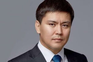Куванычбек Конгантиев избран председателем Бишкекского горкенеша