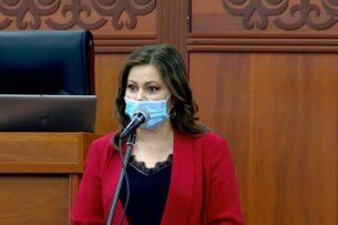 Это породит серьезное недовольство народа: Наталья Никитенко критикует законопроект о кабинете министров Кыргызстана