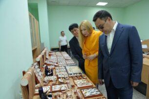 В Кыргызстане в рамках ГЧП создано совместное предприятие «Кыргызалтын Ювелирпром»