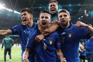 Манчини об Италии в финале: «Мало кто в это верил до начала Евро. Этот состав – потрясающий»