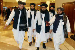 «Талибан» призвал США и ООН убрать членов временного правительства Афганистана из черных списков
