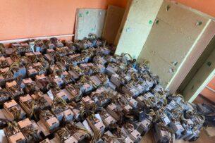 Пресечена незаконная деятельность майнинг-ферм в городе Нарын