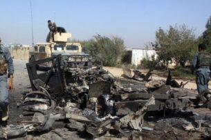 США нанесли несколько авиаударов по талибам в Афганистане