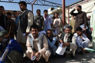 Афганские беженцы у границ Центральной Азии: тогда и сейчас