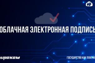 Кыргызстанцы до 31 декабря 2021 года могут бесплатно получить облачную электронную цифровую подпись