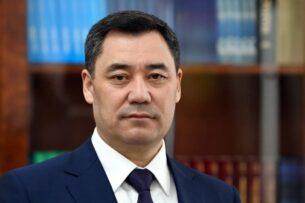 Садыр Жапаров выразил соболезнования руководству Германии в связи с человеческими жертвами при наводнении