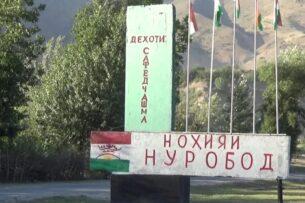 Талибы доверили охрану таджикского участка границы запрещенной в Таджикистане группировке «Ансоруллах»