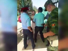 Гражданки Узбекистана устроили потасовку на КПП в Кыргызстане. Пытались прорваться без предъявления справок ПЦР-тестов