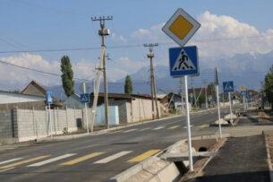 В Бишкеке ремонтируют 32 улицы