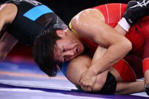 Токио-2020: Айсулуу Тыныбекова вышла в четвертьфинал
